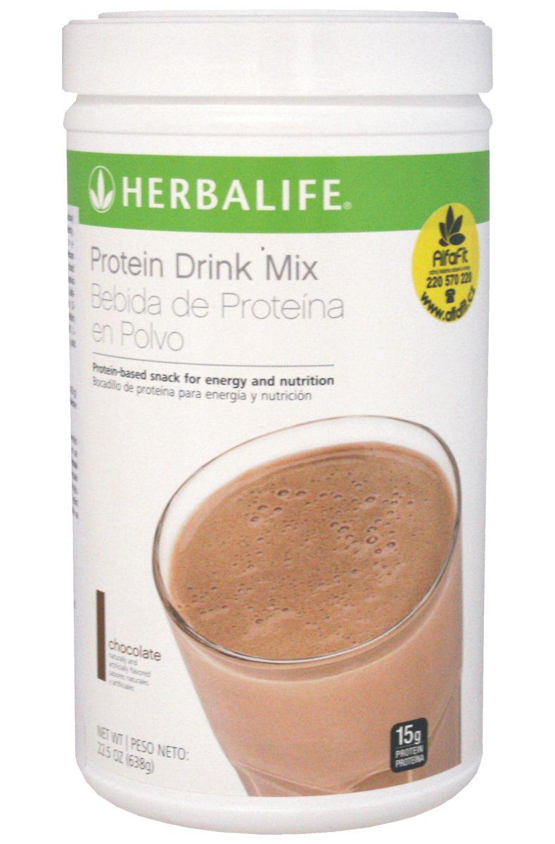 Herbalife Protein Drink Mix 638 g – příchuť čokoláda