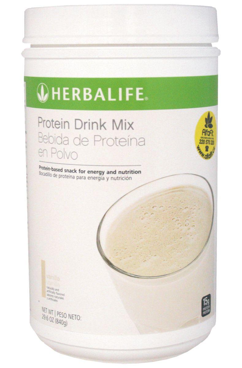 Herbalife Protein Drink Mix 840 g - příchuť vanilka