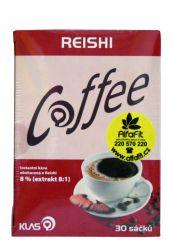 Klas Coffee Reishi 30 sáčků + doprava ZDARMA