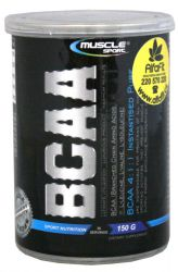 Muscle Sport BCAA 4:1:1 Pure 150 g