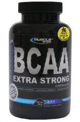Muscle Sport BCAA Extra Strong 6:1:1 – 100 Tabletten