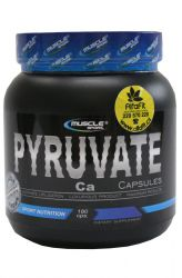 Muscle Sport Ca Pyruvate 180 tablets