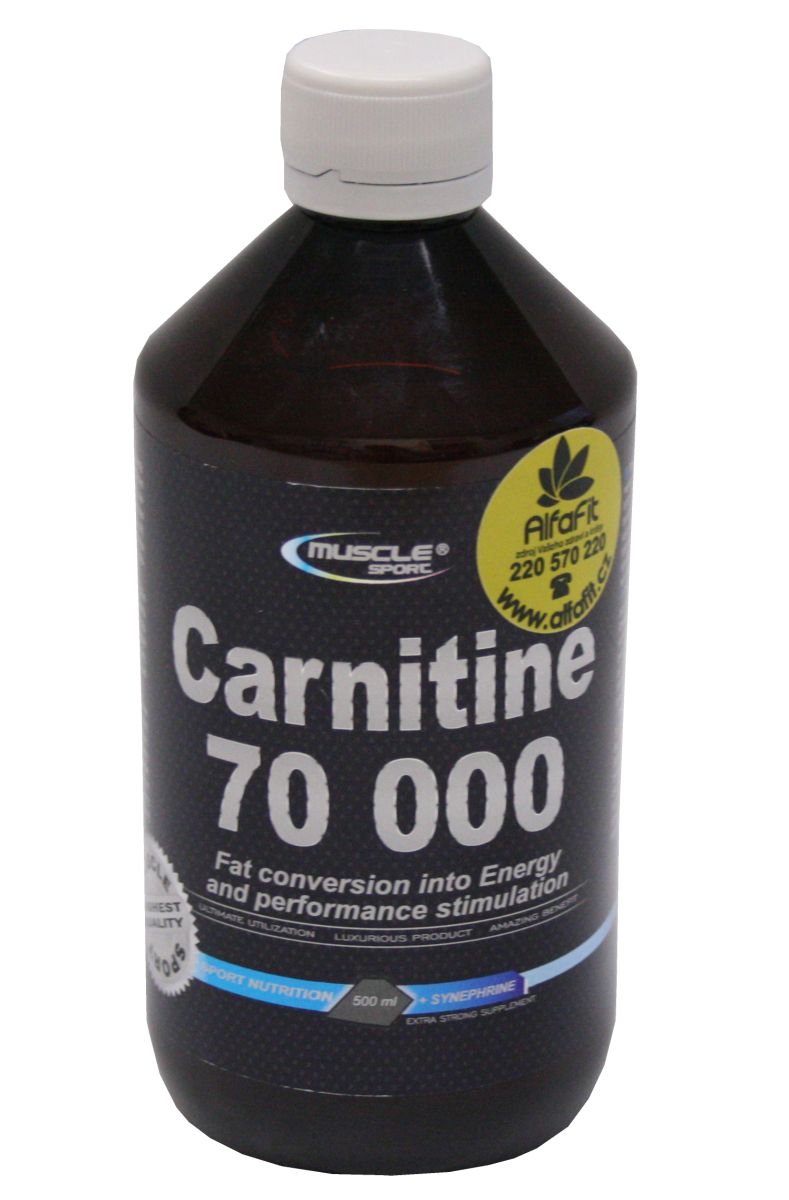 Muscle Sport Carnitine 7000 - 500 ml