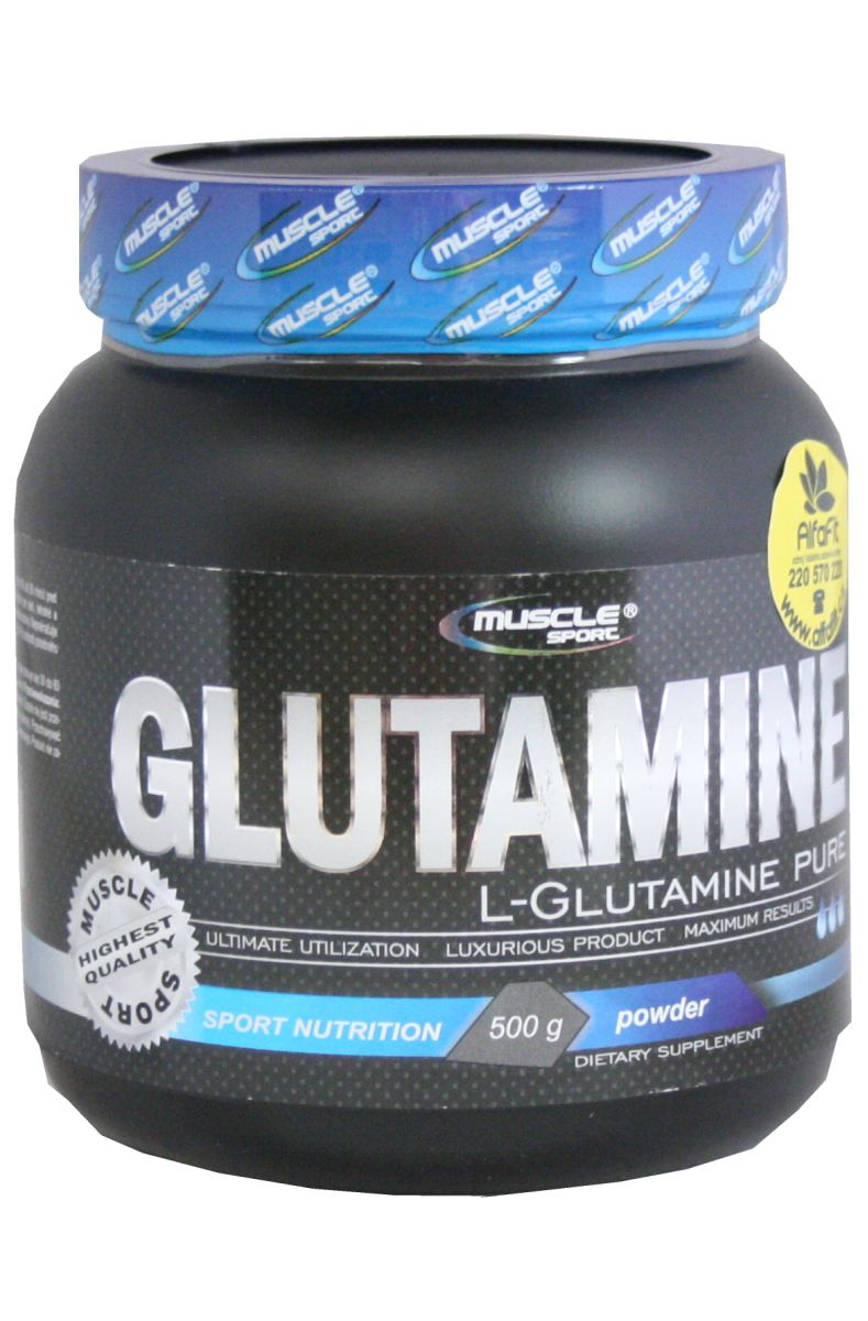L-Glutamine Puree Powder 500 g