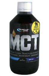 Muscle Sport MCT olej 500 ml