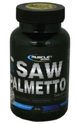 Muscle Sport Saw Palmetto 90 kapslí