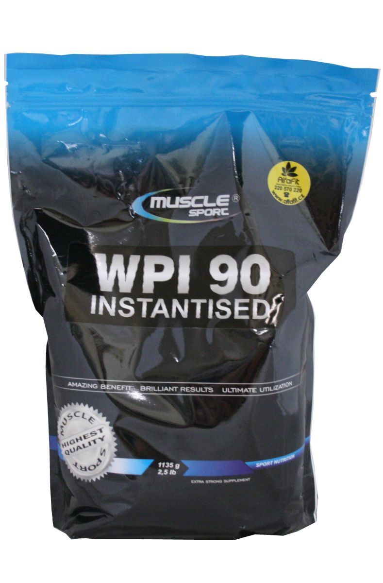 Muscle Sport WPI 90 Instanted 1135 g