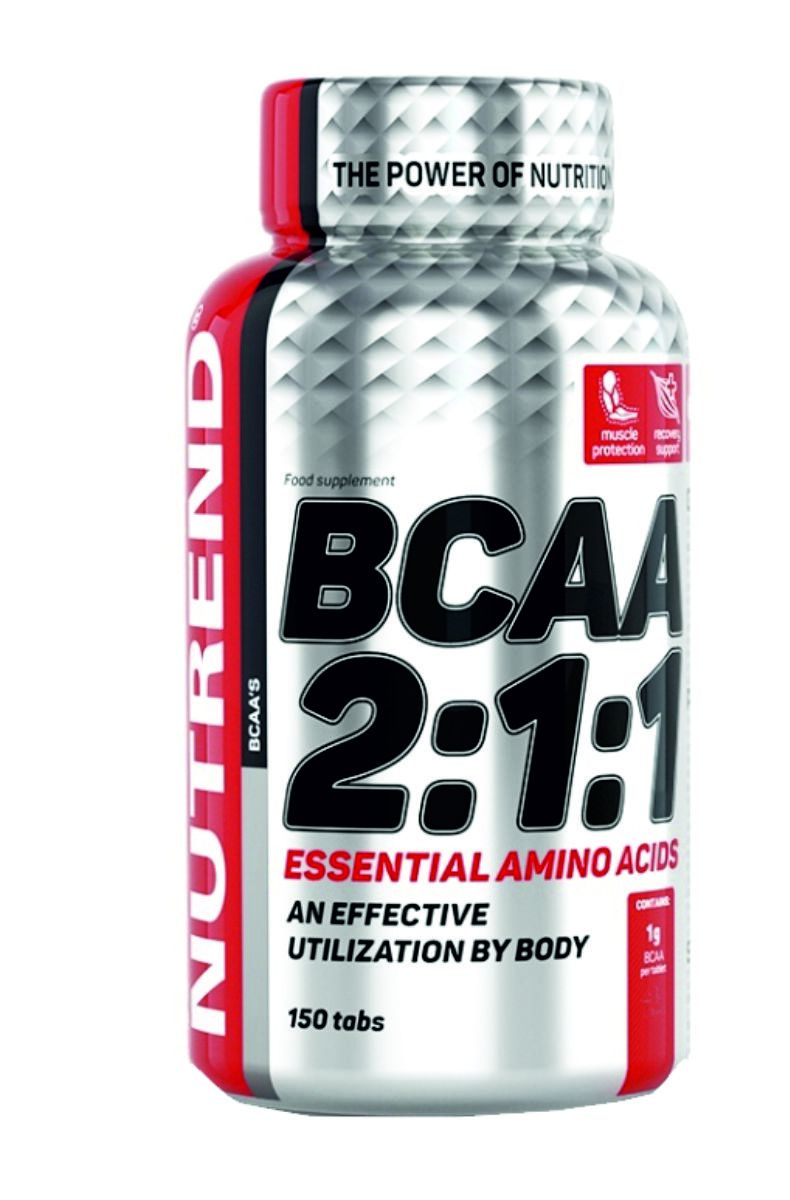 Nutrend BCAA 2:1:1 TABS 150 tablet