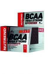 Nutrend BCAA MEGA STRONG POWDER 20 x 10 g