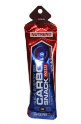 Nutrend CARBOSNACK - sáček 55 g - cola