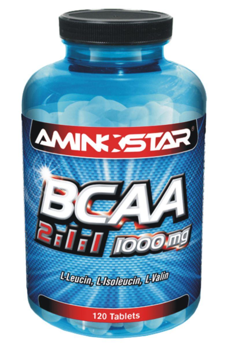 Aminostar BCAA 2:1:1 – 1000 mg – 120 tablet