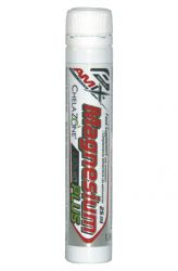 Amix Magnesium Liquid Plus 25 ml příchuť citrón