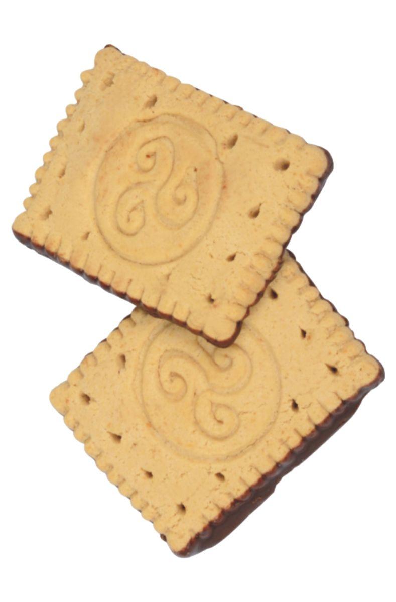 Good Nature Express Diet Máslové sušenky s čokoládovou polevou 28 g