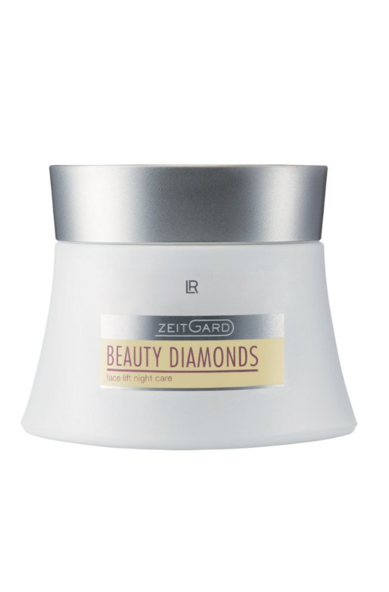 LR ZEITGARD Beauty Diamonds Noční krém 50 ml