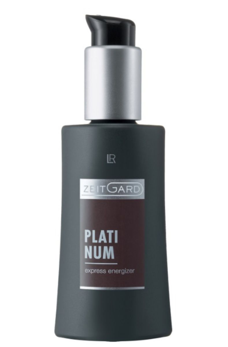LR ZEITGARD Platinum Osvěžující krém Express 30 ml