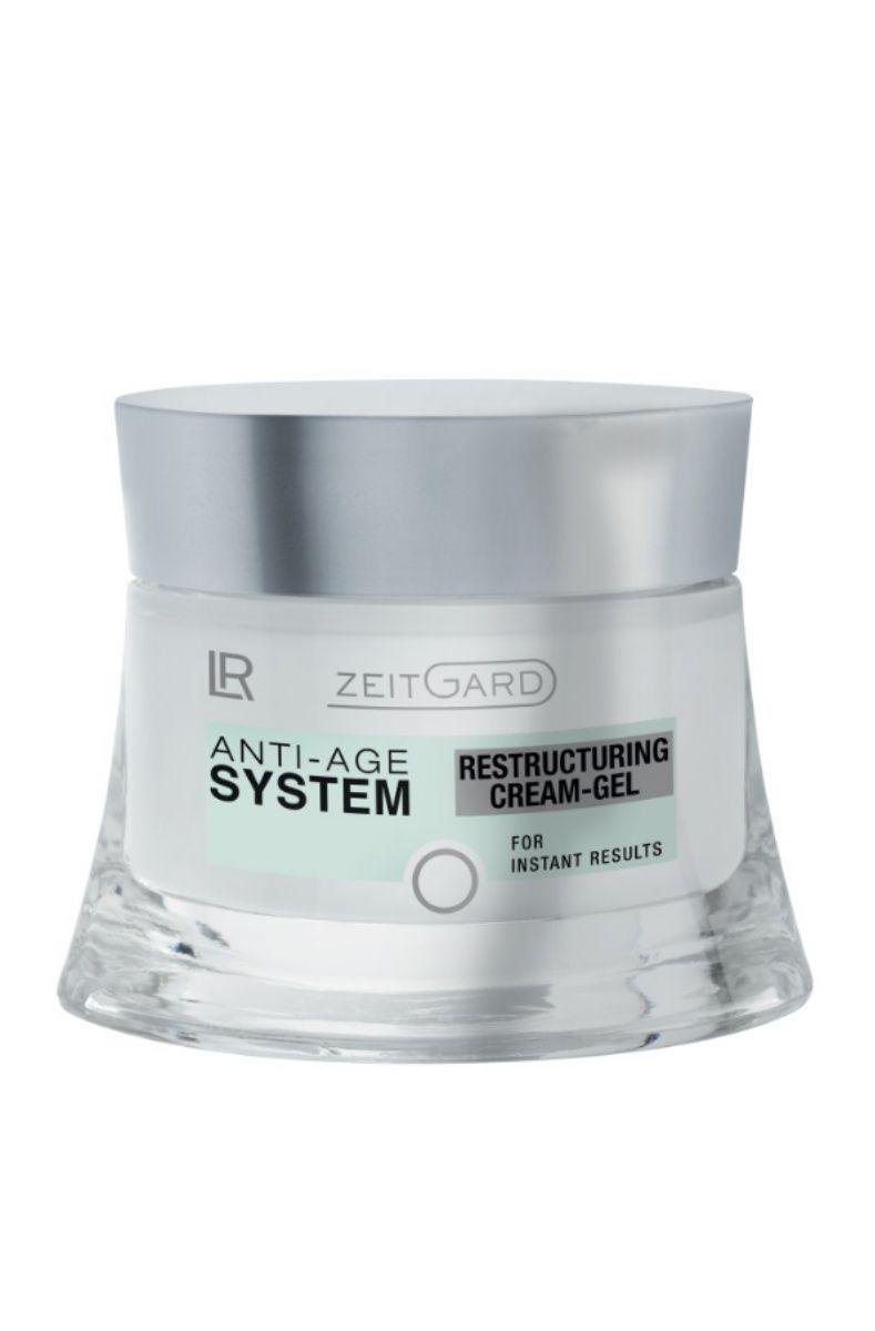 LR ZEITGARD Restrukturalizační krémový gel 50 ml
