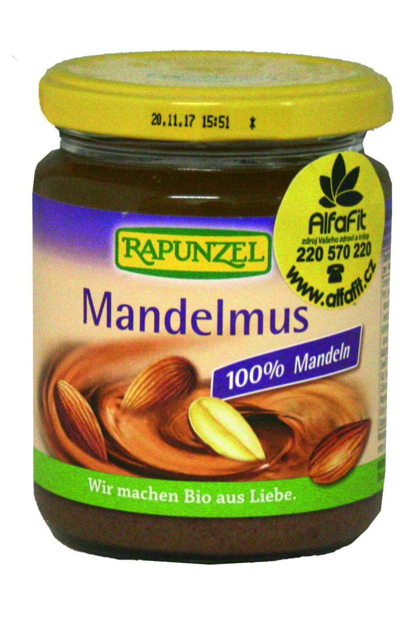 Rapunzel 100% BIO Pasta z pražených mandlí 250 g