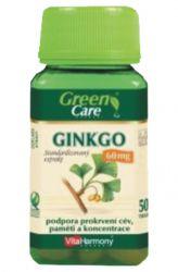 VitaHarmony Ginkgo ─ 60 mg ─ 50 Kapseln