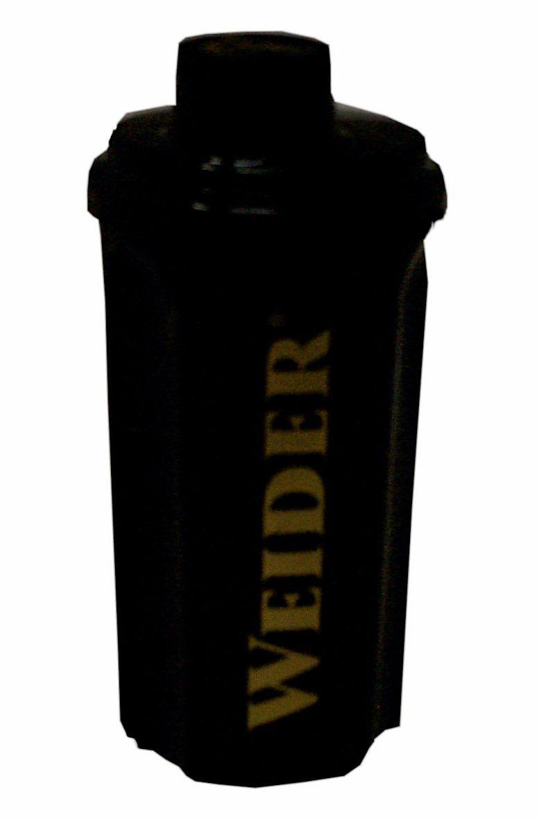 Weider Shaker 750 ml – černý