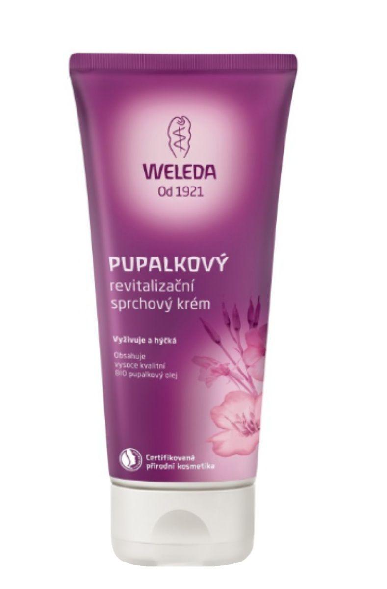 Weleda Pupalkový revitalizační sprchový krém 200 ml