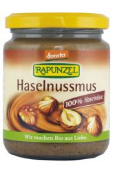 Rapunzel 100% BIO Paste Haselnuss 250g