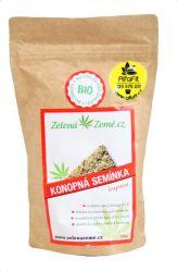 Zelená Země BIO Hemp seeds shelled 150 g