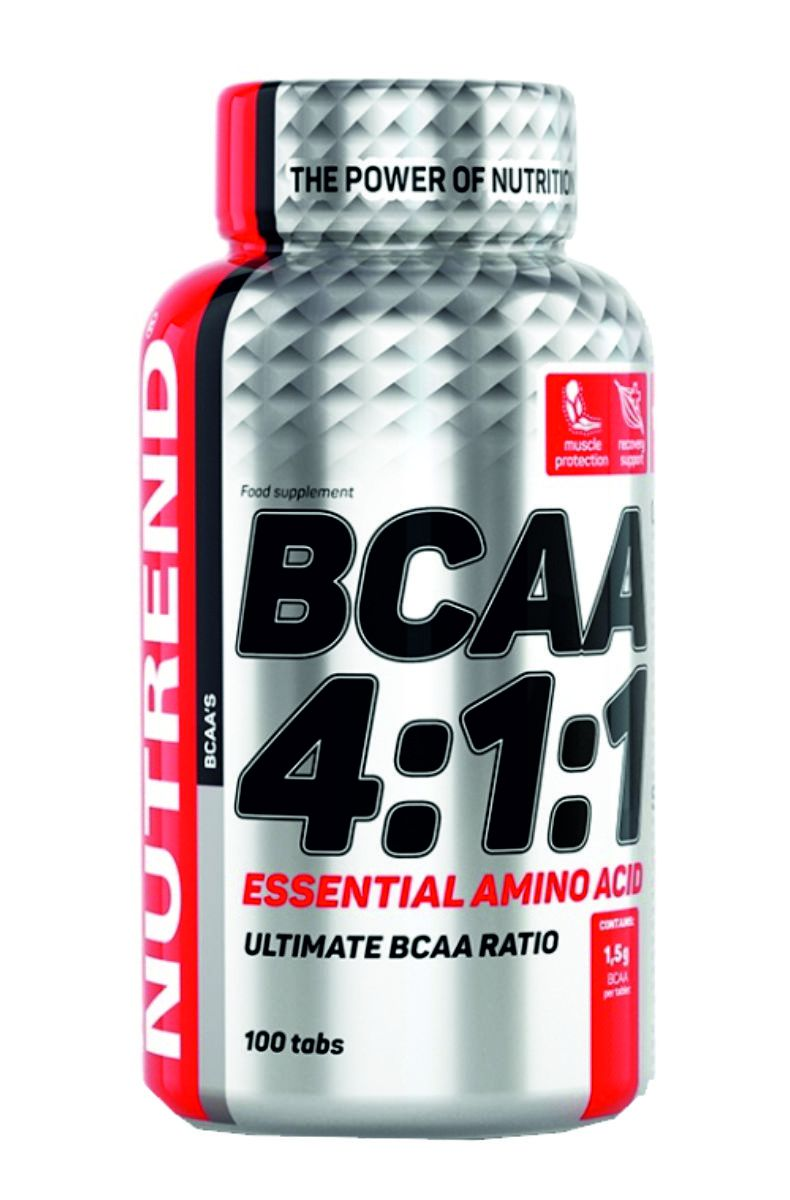 Nutrend BCAA 4:1:1 TABS 100 tablet