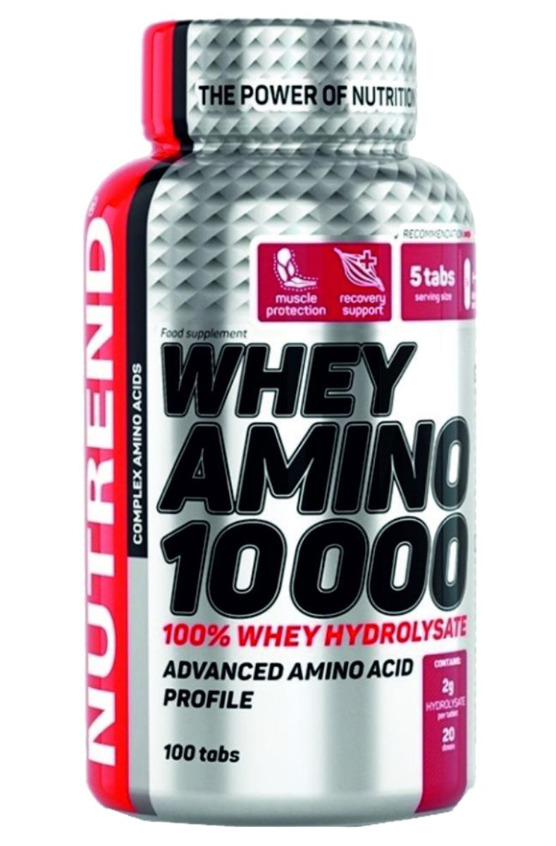 Nutrend WHEY AMINO 10 000 - 100 tablet