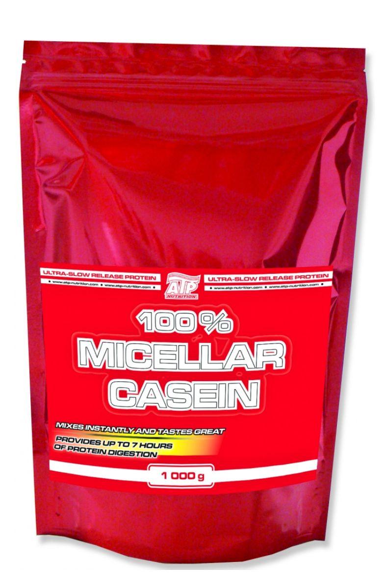 ATP 100% Micellar Casein 1000 g příchuť vanilka