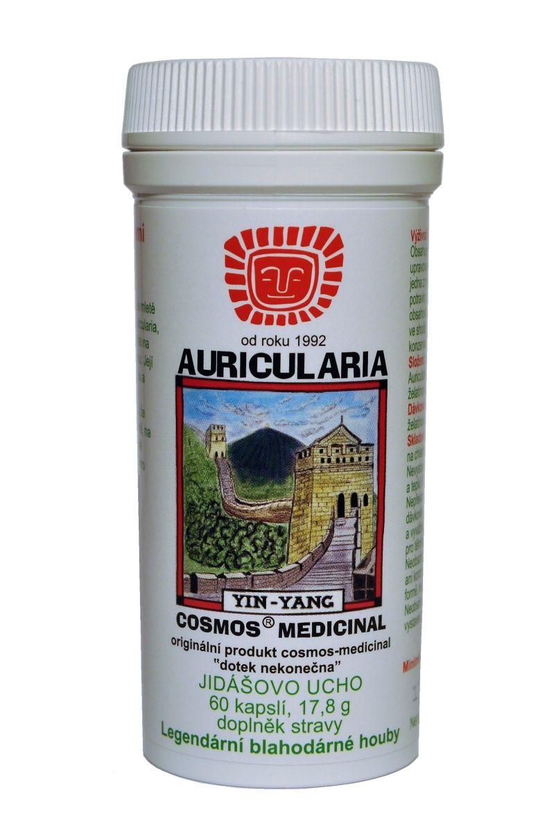 Cosmos Auricularia 17,8 g – 60 kapslí