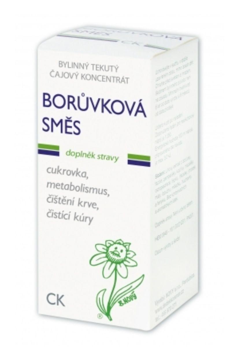 Dědek kořenář Borůvková směs CK 100 ml