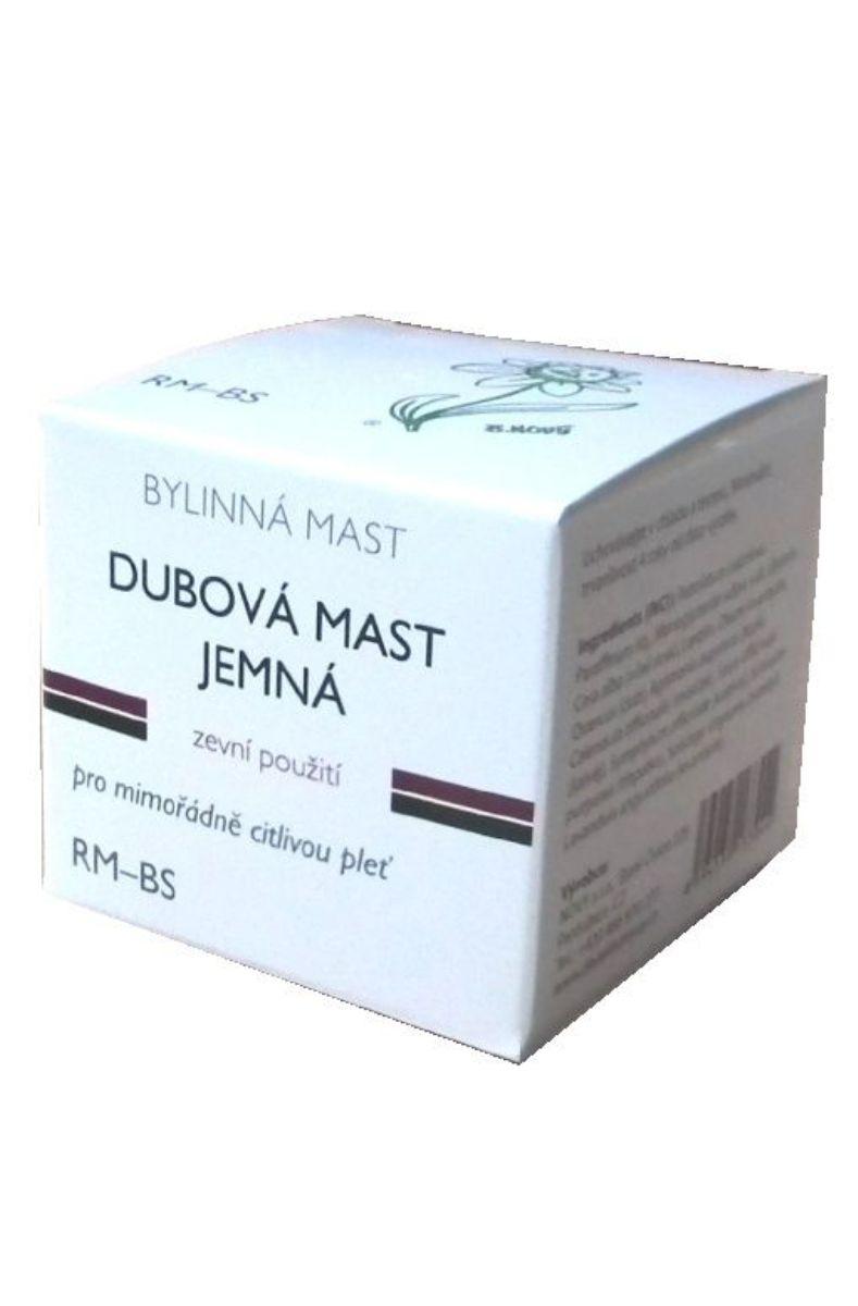 Dědek kořenář Dubová mast jemná RM-BS 50 ml