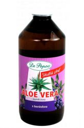 Dr. popov aloe vera gel borůvka 500 ml