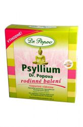 Dr. Popov Psyllium – vláknina 500 g