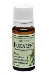 Grešík Eukalypt přírodní silice 10 ml