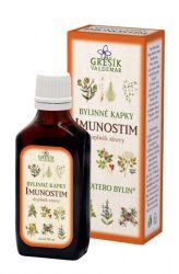 Grešík Imunostim bylinné kapky 50 ml