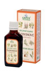 Grešík Ledvinové bylinné kapky 50 ml