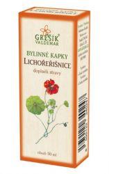 Grešík Nasturtium Herb Drops 50 ml