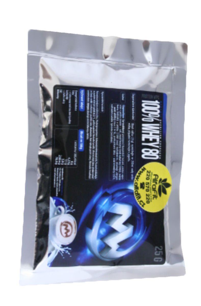 MAXXWIN 100 % Whey 80 -25 g - příchuť capuccino