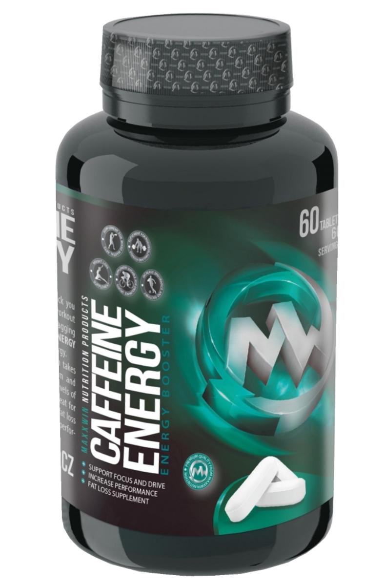 MAXXWIN Caffeine Energy 60 tablet