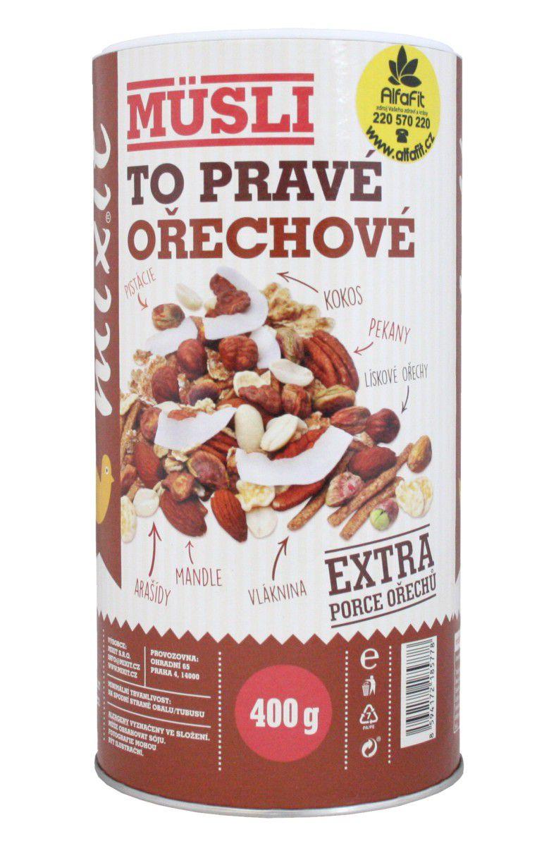Mixit müsli - To pravé ořechové 400 g