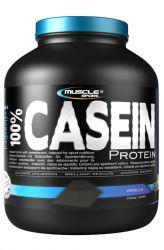 Muscle Sport 100% Casein 2270 g příchuť bílá čokoláda