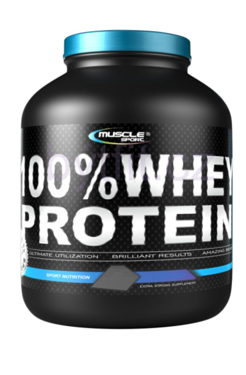 Muscle Sport 100 % Whey Protein 1135 g