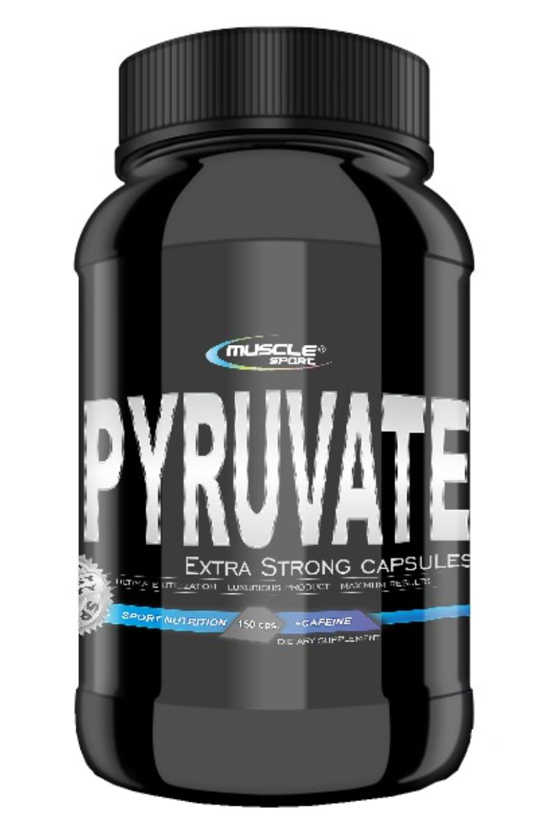 Muscle Sport PYRUVATE Extra Strong