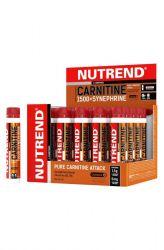 Nutrend CARNITINE 1500 + SYNEPHRINE 20 x 25 ml