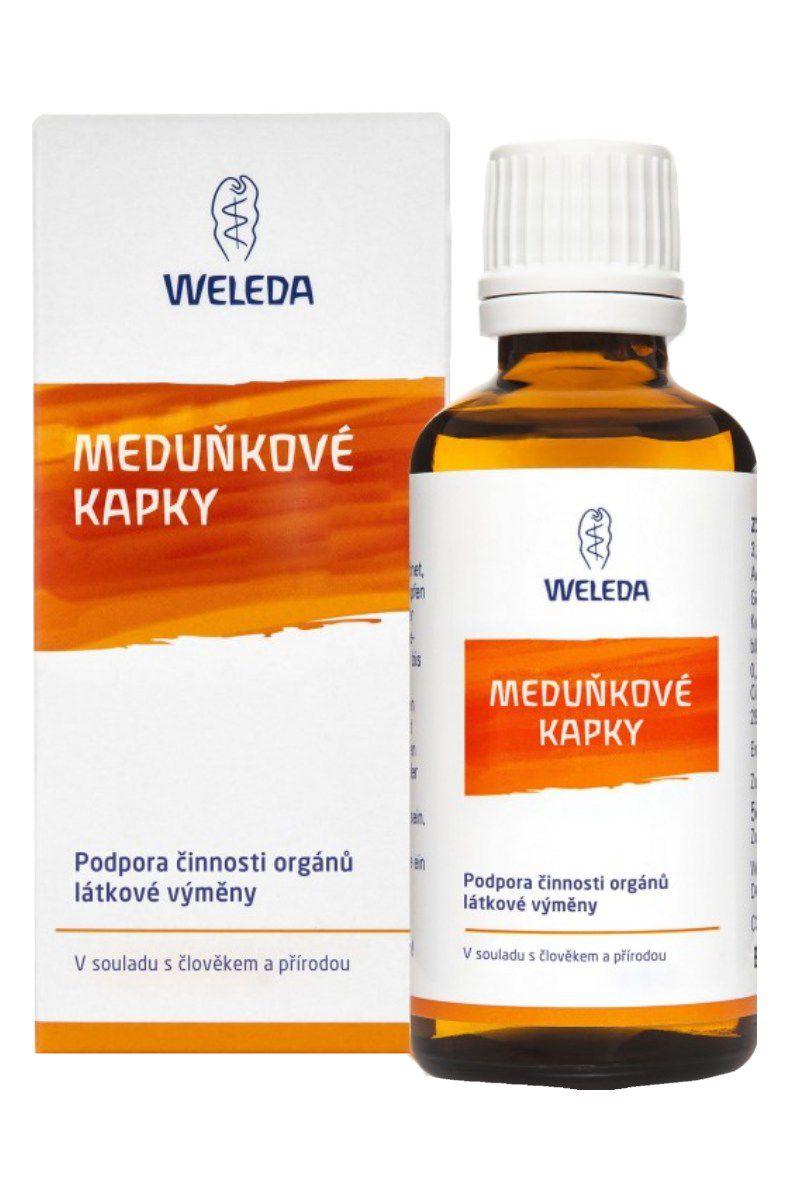 Weleda Meduňkové kapky 50 ml