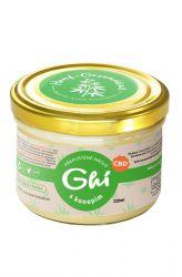 Zelená Země Konopné máslo - přepuštěné 220 ml