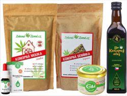 15.04.2017 - Novinka - Zařadili jsme do nabídky produkty Zelená Země