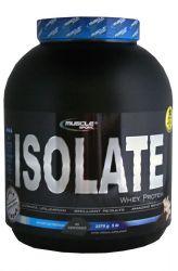 Muscle Sport Whey Isolate 2270 g příchuť čokoláda