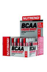 Nutrend BCAA LIQUID SHOT 20 x 60 ml + doprava ZDARMA